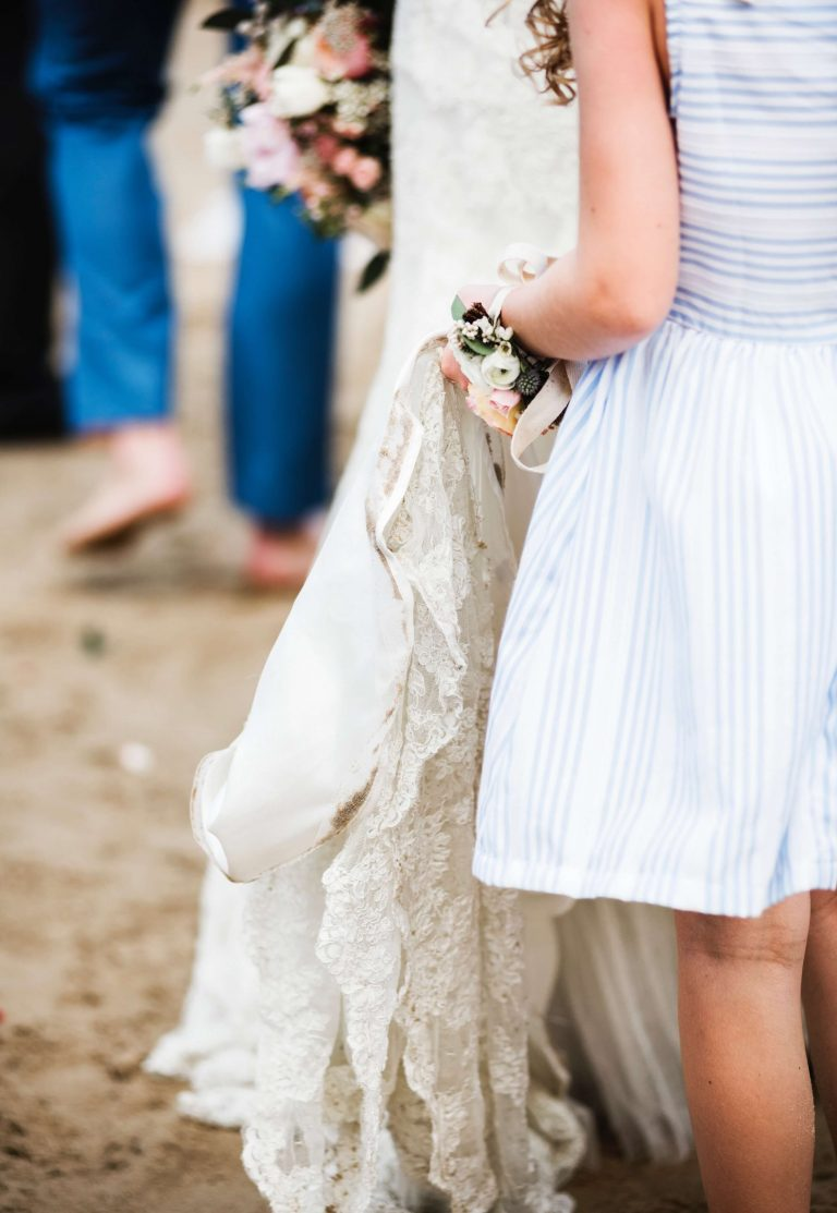 wedding drass